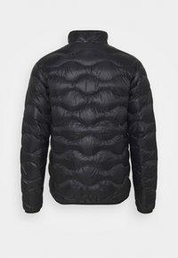 Peak Performance - HELIUM JACKET - Down jacket - black - 1