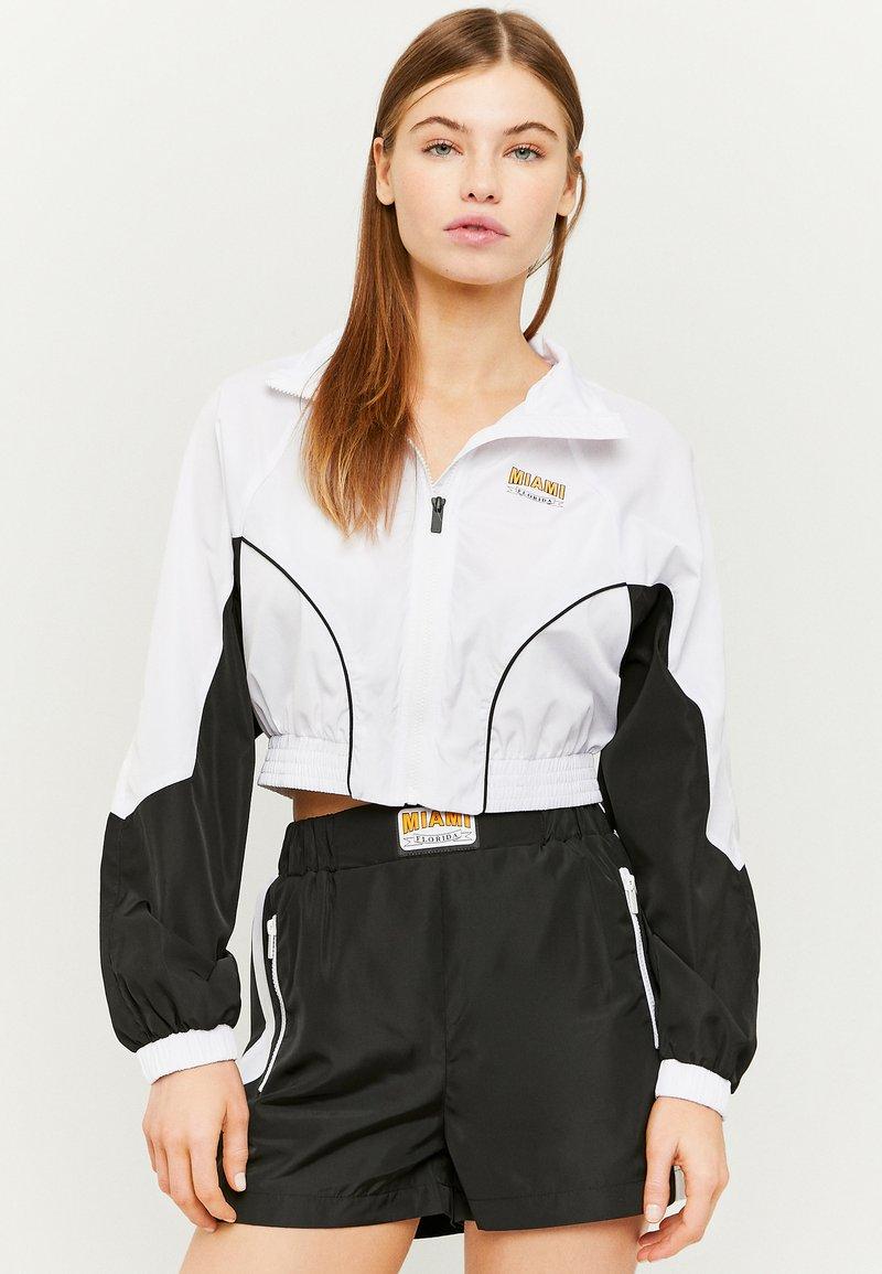 TALLY WEiJL - Summer jacket - white