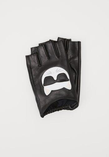 IKONIK GLOVE - Fingerhansker - black