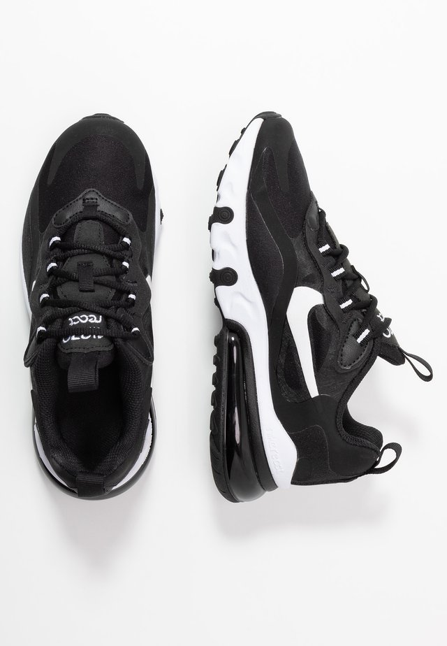 AIR MAX 270 REACT - Trainers - black/white