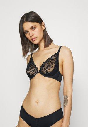 EMBRACE  - Underwired bra - black