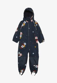 Name it - NMFALFA SUIT BIG FLOWER  - Mono para la nieve - dark sapphire - 4