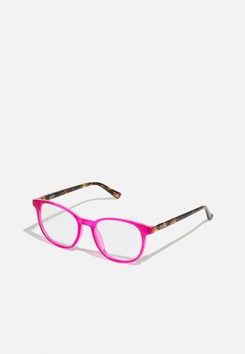 BLUE LIGHT PRINT - Other accessories - pink/tort/blue light