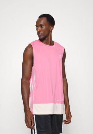DOLLA BASKETBALL LILLARD AEROREADY PRIMEGREEN TANK - Top - rose tone/icey pink