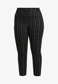 VMCARNIE SELMA PANT - Trousers - black