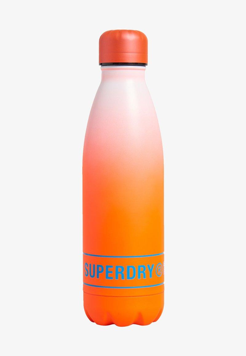 Superdry - PASSENGER BOTTLE 500 ML - Drink bottle - pop red