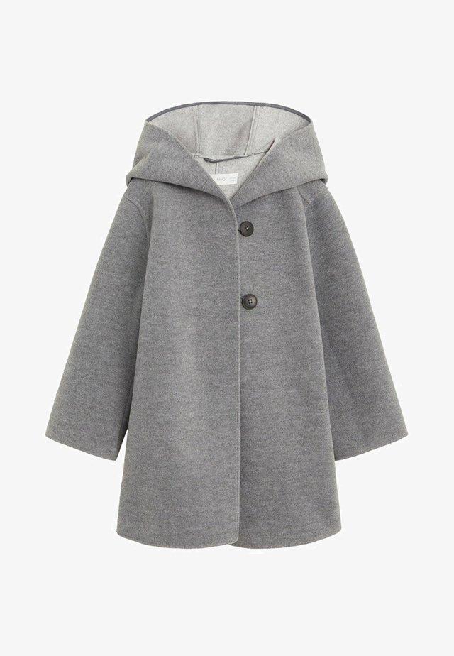 SANDRA - Classic coat - grau