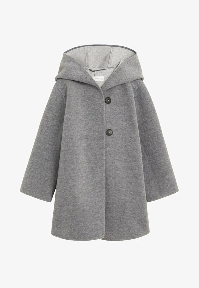 SANDRA - Wollmantel/klassischer Mantel - grau