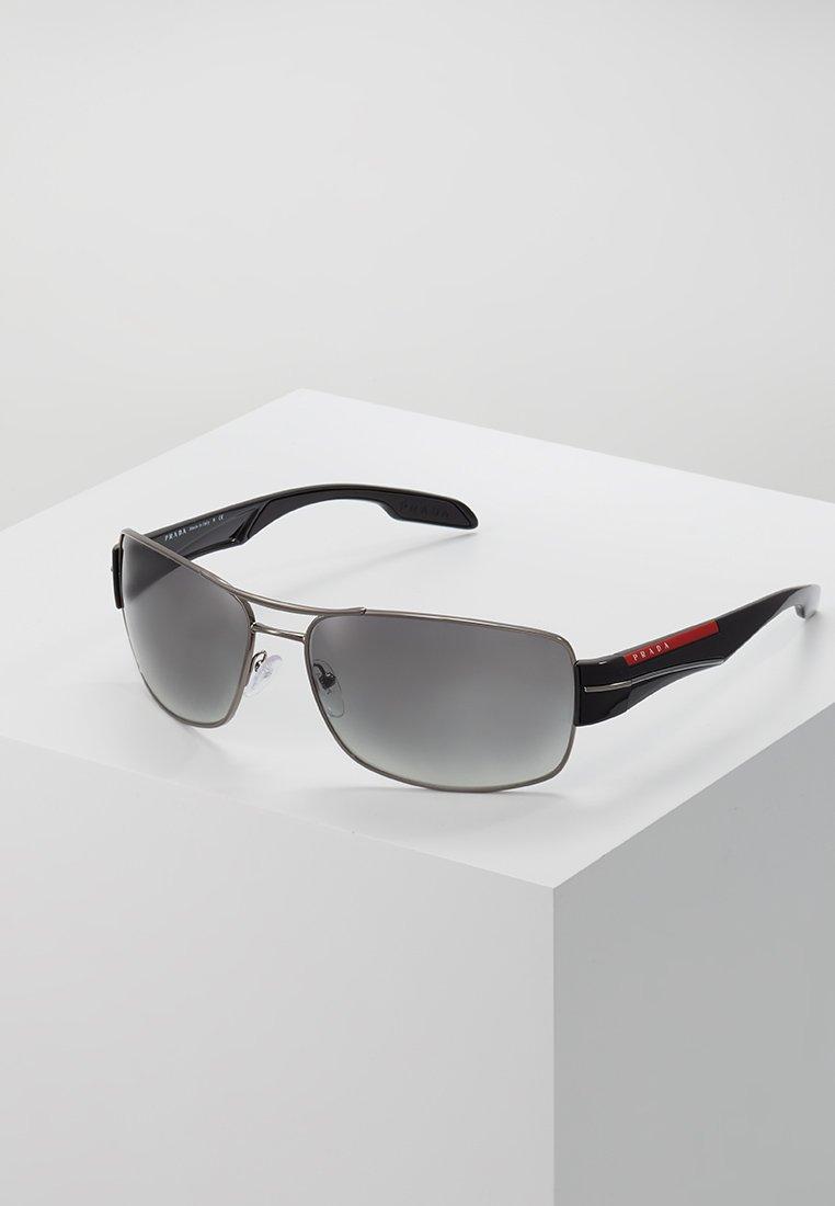 Prada Linea Rossa - Sluneční brýle - gunmetal