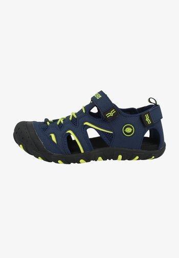 40TW661  - Walking sandals - navy