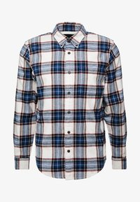 Abercrombie & Fitch - ICON TARTAN PLAID  - Camicia - cream plaid - 3