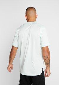 adidas Performance - SPAIN FEF TRAINING SHIRT - Print T-shirt - green - 2