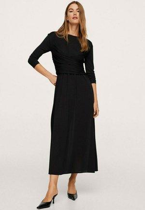 DÉTAIL TAILLE - Maxi dress - noir