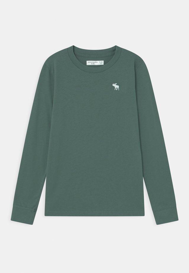 BASICS - Longsleeve - dark green