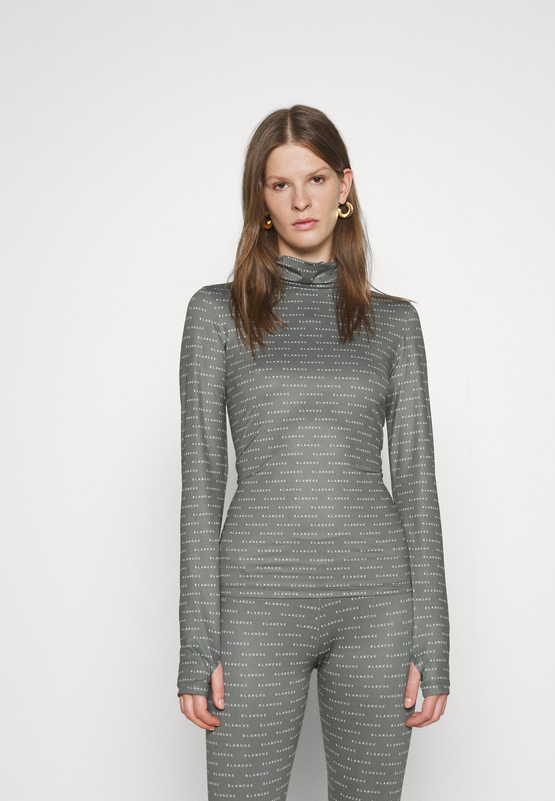 Women COMFY ROLLNECK - Long sleeved top