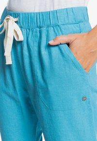 Roxy - ON THE SEASHORE  - Trousers - adriatic blue - 3