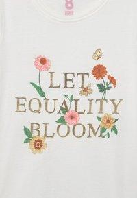 Cotton On - PENELOPE SHORT SLEEVE TEE - Print T-shirt - vanilla - 2
