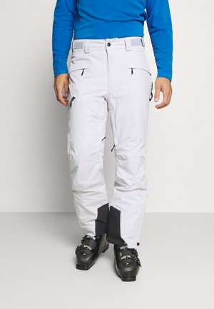 KICK TURN PANT - Pantalon de ski - nimbus grey