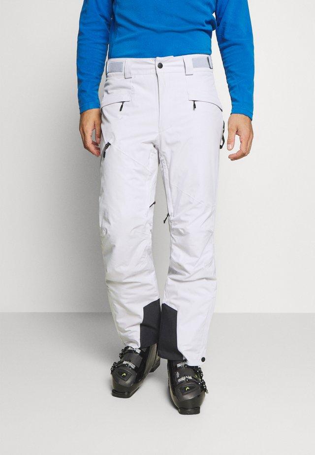 KICK TURN PANT - Pantaloni da neve - nimbus grey
