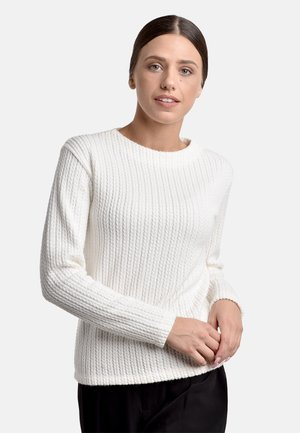 Longsleeve - off white