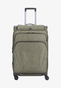 Stratic - MAXCAP  - Wheeled suitcase - khaki - 0