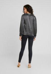Topshop - JONI - Jeans Skinny Fit - black denim - 2