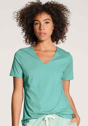 Pyjama top - ice green