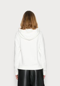 Marc O'Polo - LONG SLEEVE HOODED CUFFS - Hoodie - cotton white - 2