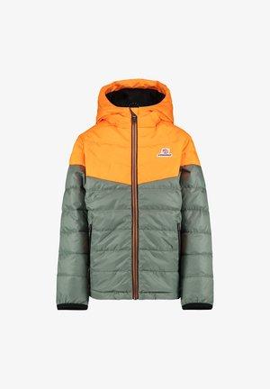 Winter jacket - light olive