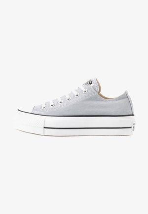CHUCK TAYLOR ALL STAR LIFT SEASONAL - Sneakers laag - wolf grey/white/black