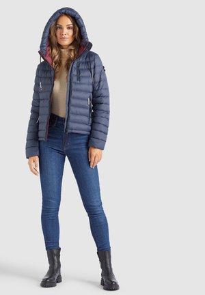 LOVINA - Winter jacket - dunkelblau