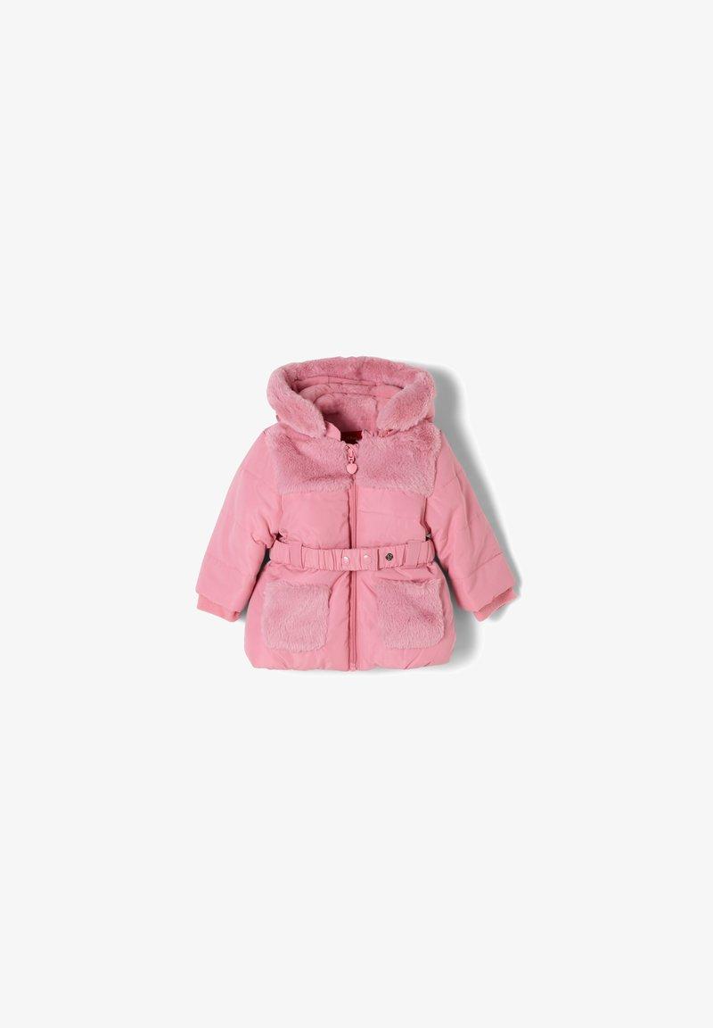 s.Oliver - Winter coat - light pink