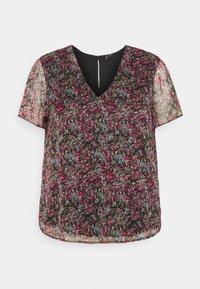 Vero Moda Curve - VMKAY - Print T-shirt - multi-coloured - 4