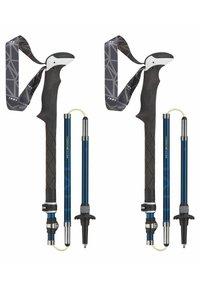 Leki - MICRO VARIO CARBON ANTISHOCK - Skiing/Snowboarding accessories - blau - 1