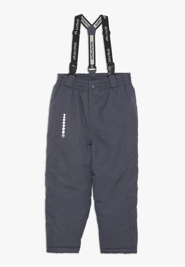 SNOW PANT TUSSOR SOLID - Täckbyxor - ombre blue