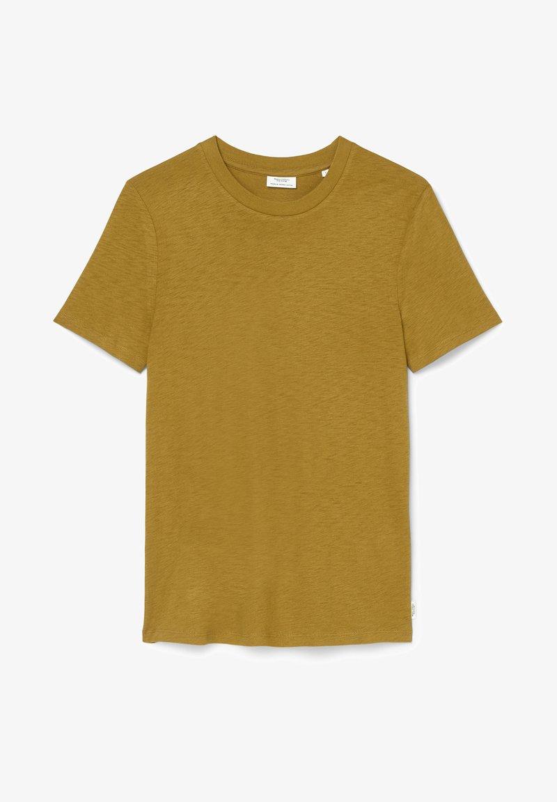 Marc O'Polo DENIM SHORT SLEEVE - T-Shirt basic - black/schwarz tIiuLf
