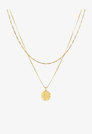 Layer Look Basic - Necklace - gold