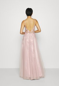 Luxuar Fashion - Vestido de fiesta - pink light - 2