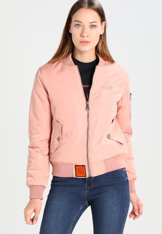 ORIGINAL - Bomber Jacket - rose
