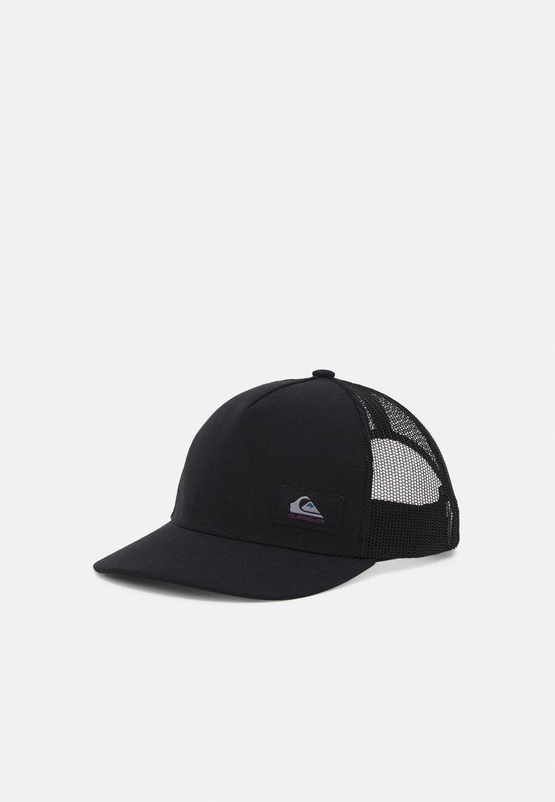 Quiksilver - TECH BECKY UNISEX - Cap - black