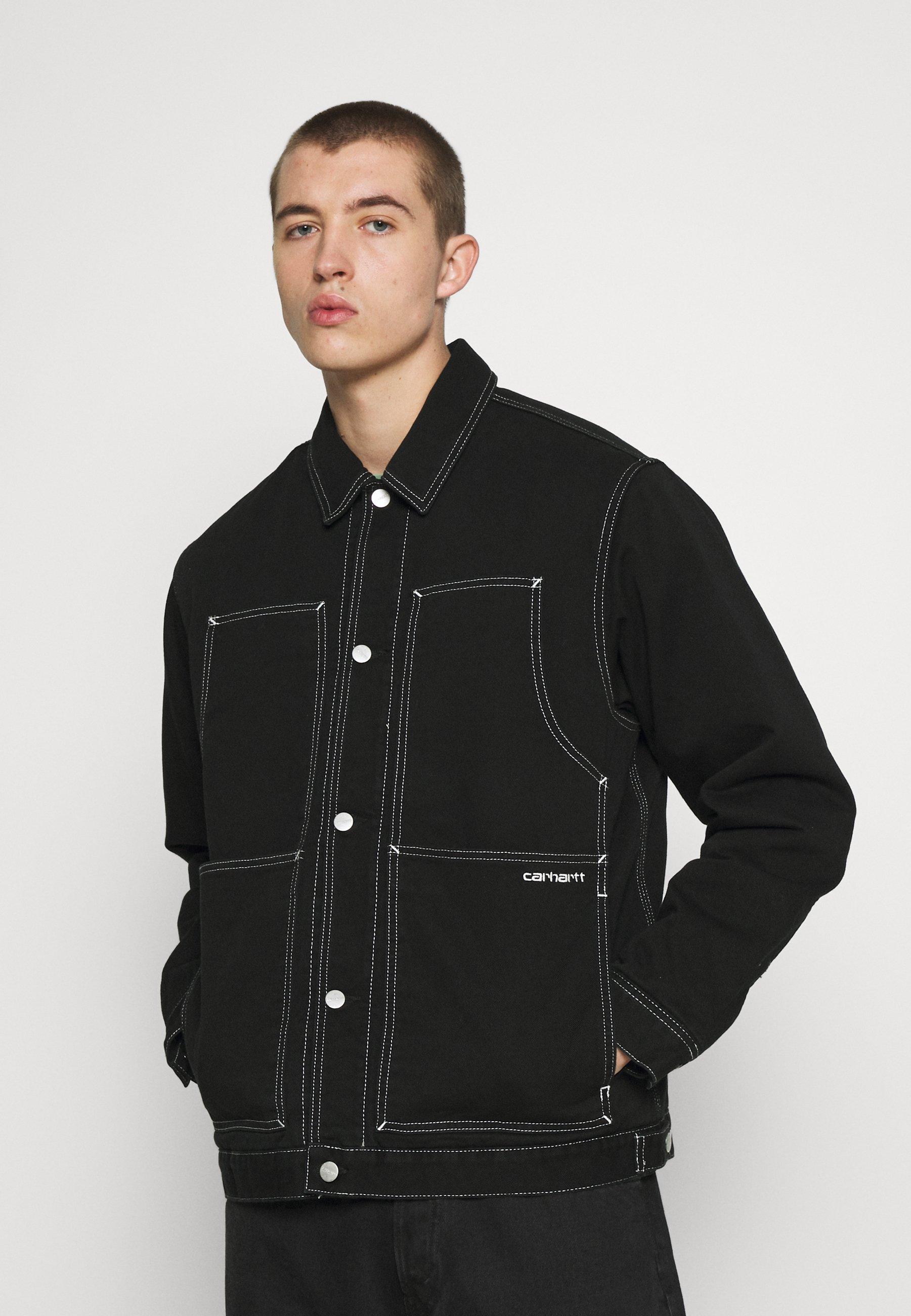 Men DOUBLE FRONT JACKET ALTADENA - Light jacket