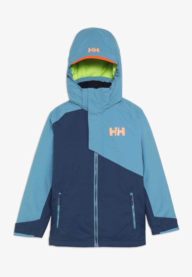 CASCADE JACKET - Chaqueta de esquí - north sea blue
