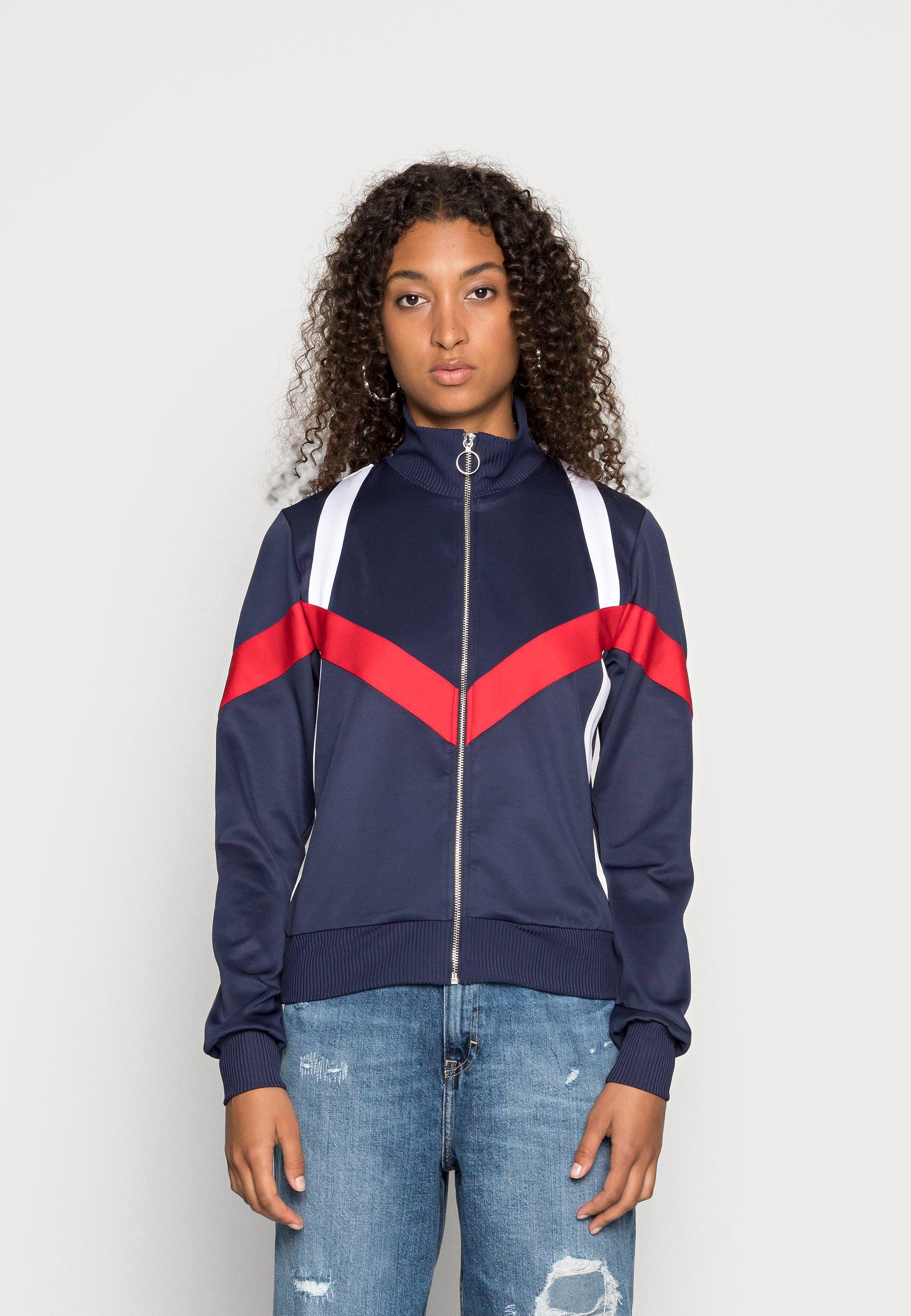 Women MONA ZIP JACKET - Zip-up sweatshirt