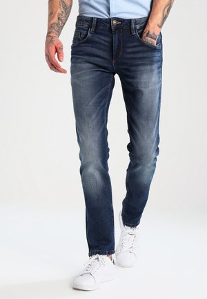 SADAO - Slim fit jeans - stone