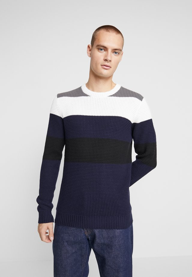 NEPOLLE - Pullover - blue