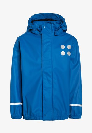 JONATHAN - Waterproof jacket - blue