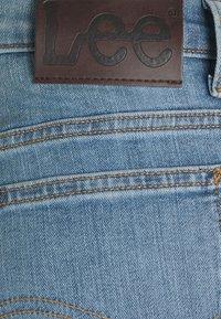 Lee - RIDER - Slim fit jeans - light used - 5