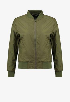 Bomber Jacket - olive