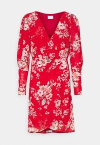 VITAGETES DRESS - Cocktail dress / Party dress - mars red