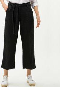 BRAX - STYLE MAINE - Pantalon classique - black - 0